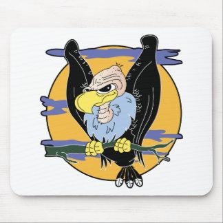 Buzzard Mouse Pad