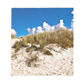 Buzzer sand Dune OF Denmark Notepad
