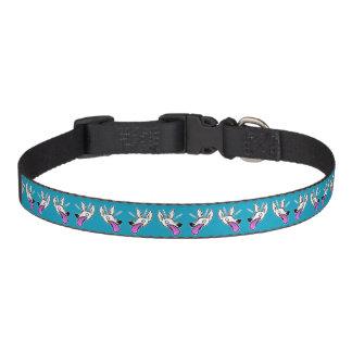 Buzzin' Whippets Dog Collar