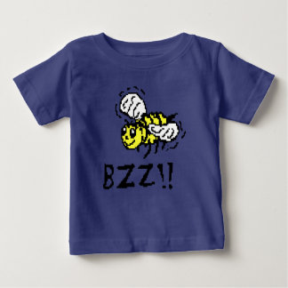 Buzzy Bee Pixel Art Shirt