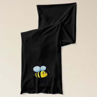 buzzy bee scarf