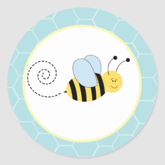 Buzzy Bees Bumble Bee Envelope Seals / Toppers 20