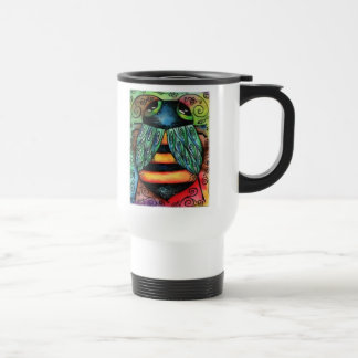 BUZZY BEEZZ Walk Team Travel Mug