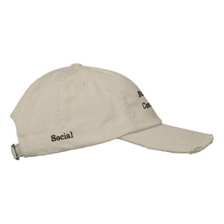 Buzzy Marketing Scraggle Cap