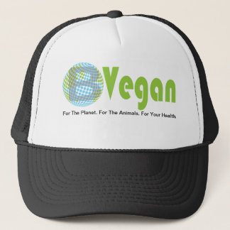 BVegan Trucker Hat