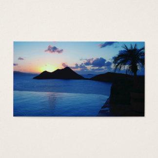 BVI Private Island Business Card
