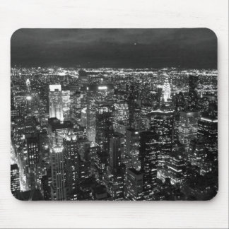 BW-city Mouse Pad
