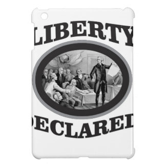 bW liberty declared Cover For The iPad Mini