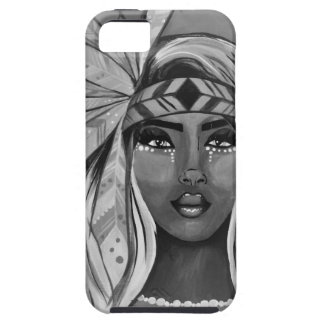 BW Princess iPhone 5 Cover
