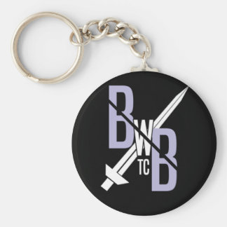 BWBTC On the Go! Key Ring