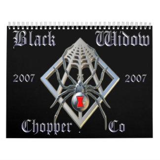BWC 2007 chopper calendar