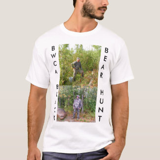 BWCA BLACK BEAR HUNT TSHIRT