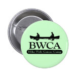 BWCA / Hike Fish Canoe Camp Pinback Buttons