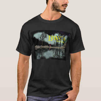 BWCA Minnesota, under the N lights T-Shirt