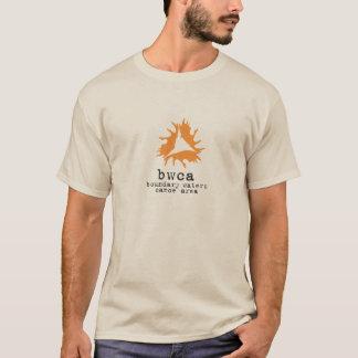 BWCA Moose Antlers Trefoil T-Shirt