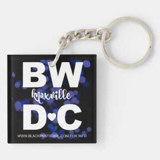 BWDC 1st Edition Keychain