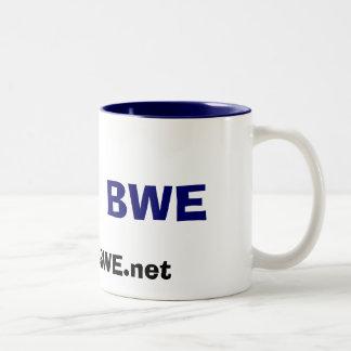 BWE, www.theBWE.net Mug