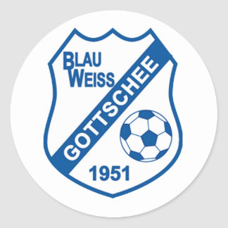 BWG Crest Sticker