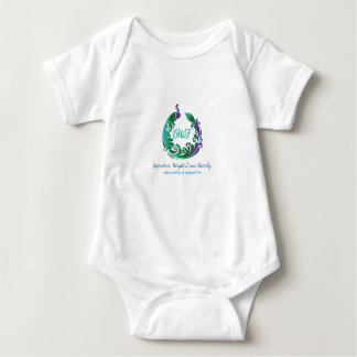 BWL Family Full Logo Baby One Piece Baby Bodysuit
