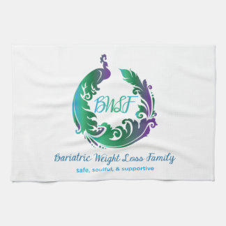 BWL Family Full Logo Kitchen Towel