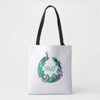 BWL Family Plain Logo Tote Bag