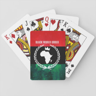 BWO RBG playing cards