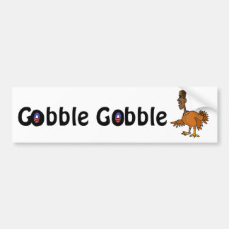 Funny Turkey Bumper Stickers, Funny Turkey Bumperstickers