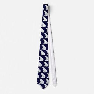 BX- Funny Polar Bear Necktie Design
