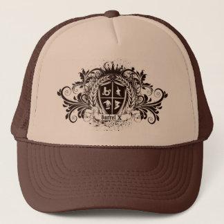 bX Sports Crest Design Trucker Hat