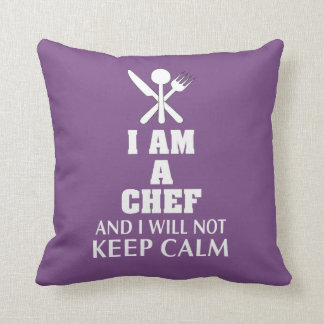 By A Chef For Chefs Cushion