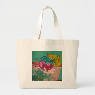 By Artist Julie Anne Butterworth Large Tote Bag