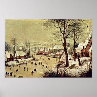 By Bruegel D. Ä. Pieter (Best Quality) Poster