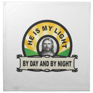 by day and by night jc napkin