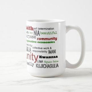 By Definition Kwanzaa Mug