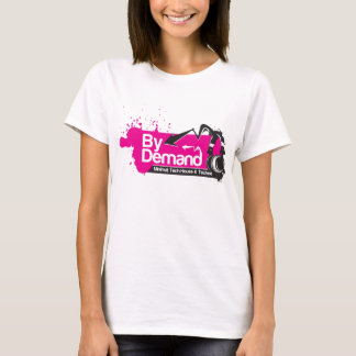 by demand ladies tshirt