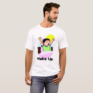 by Eddie Monte' Let's Wake up together Tshirt