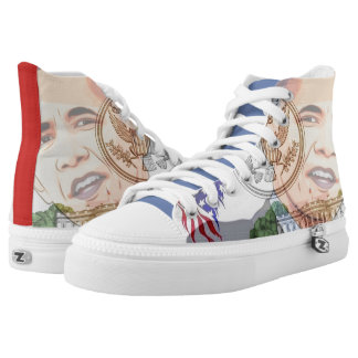 by Eddie Monte' The president's high top Z's
