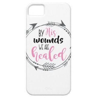 By His Wounds we are Healed Barely There iPhone 5 Case