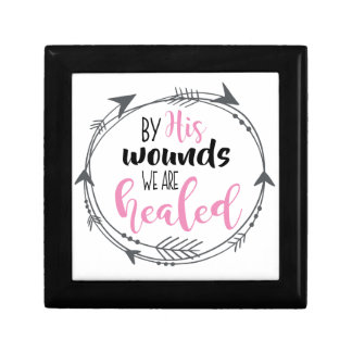 By His Wounds we are Healed Gift Box