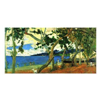 By Paul Gauguin (Best Quality) Picture Card