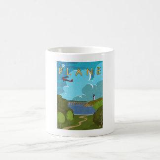 By Plane Coffee Mug