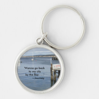 By The Bay Key Ring