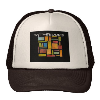 BY THE BOOKS TRUCKER HATS