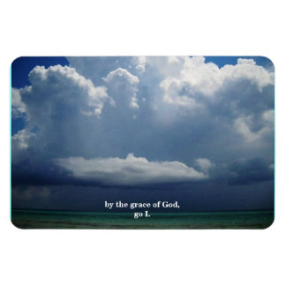 BY THE GRACE OF GOD MAGNET