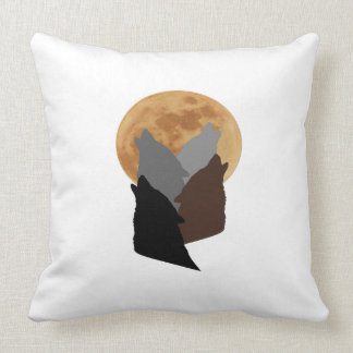 By the Light of the Moon Cushion