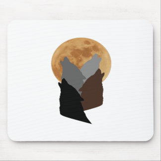 By the Light of the Moon Mouse Pad