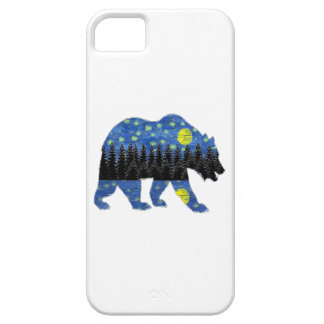 BY THE NIGHT BARELY THERE iPhone 5 CASE