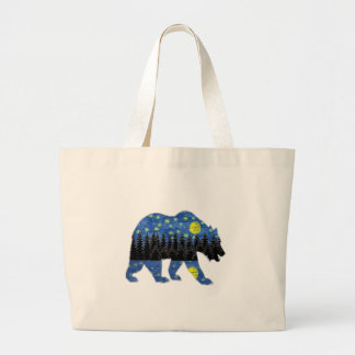 BY THE NIGHT LARGE TOTE BAG