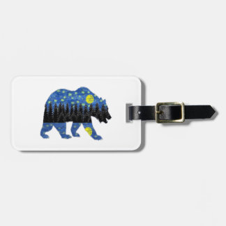 BY THE NIGHT LUGGAGE TAG