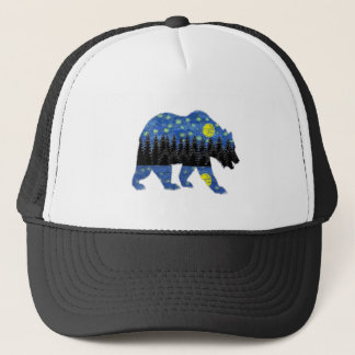 BY THE NIGHT TRUCKER HAT